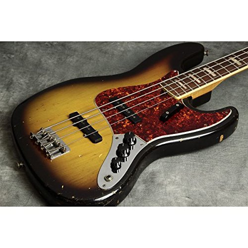 Fender USA/Jazz Bass Sunburst B075R3JQVX