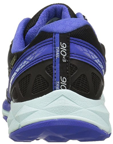 New black Chaussures Femme 910v3 Tex Balance Multicolore Gore blue Trail 8Prw8qX