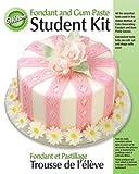 Wilton 2116-108 Fondant and Gum-Paste Student Kit