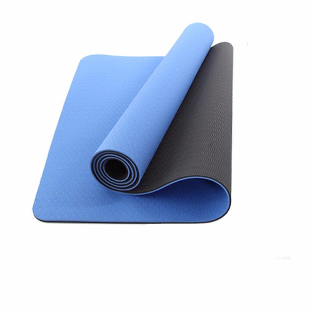 KHSKX-Größer 80Cm Weitsprung Yoga Matte Für Männer Und Frauen Lernen Yoga - 183  80 cm