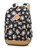 Best Back To School Backpacks - Leaper Floral Laptop Backpacks College Bags School Daypack Review
