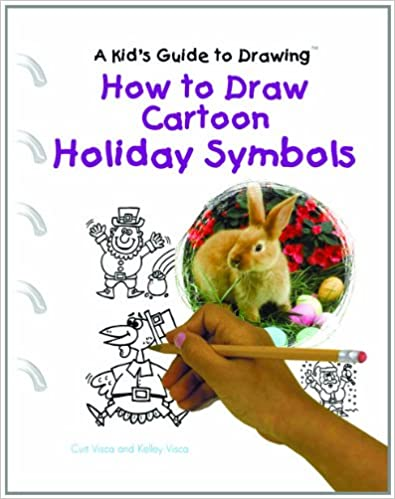 Descargar PDF Gratis How To Draw Cartoon Holiday Symbols