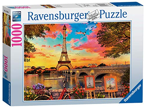 - Ravensburger The Banks of The Seine 1000pc Jigsaw Puzzle