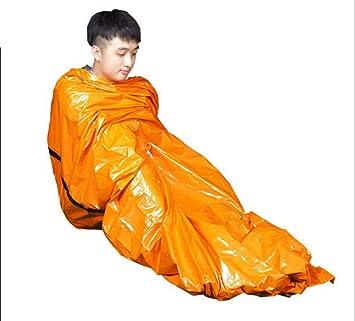 Master - Saco de Dormir de Supervivencia de Emergencia, Ligero, Impermeable,