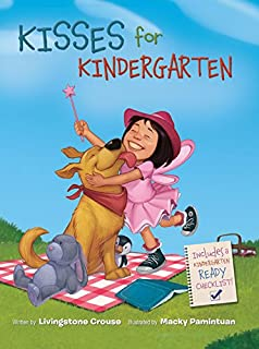 Book Cover: Kisses for Kindergarten
