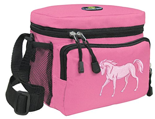 Horse Lunch Bag Womens & Girls Deluxe Horse Theme ()