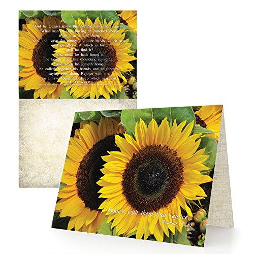 Rejoice with Them That Rejoice - Box of 12 Cards and 12 Envelopes