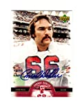 2005 Upper Deck Legends Conrad Dobler #LS-CD NM Near Mint Auto
