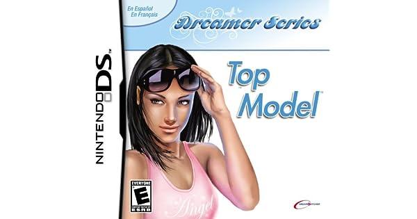 Amazon Com Dreamer Top Model Nintendo Ds Video Games