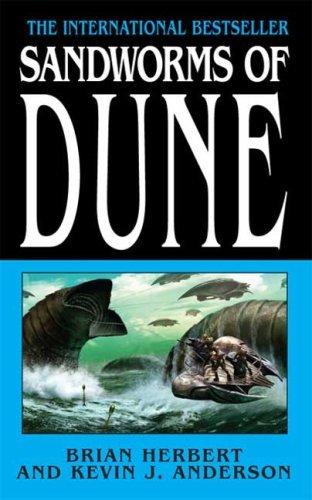 Sandworms of Dune by Brian Herbert (2008-07-01)