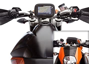 Motorcycle Pro Bike Handlebar Mount With Waterproof Case For