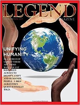 Legend Men's Magazine: Humanity Issue