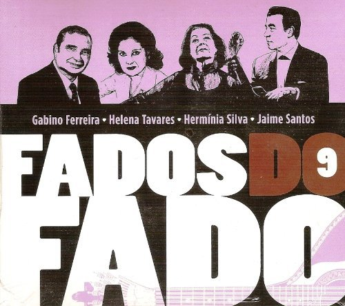Fados Do Fado: Vol  9 [CD] 2011 [IMPORT] by Various Artists