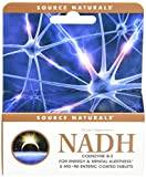 Source Naturals NADH 5mg, Boost Energy and Mental Alertness, 90 Tablets