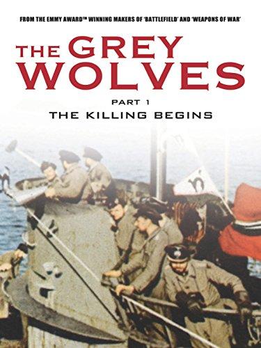 Grey Wolves Part 1 - The Killing Begins (Pt 109 Movie)