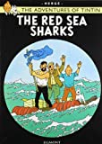 The Red Sea Sharks by Hergé front cover