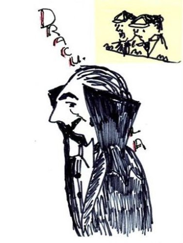 Bela Lugosi - In the FLESH! -