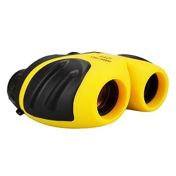 Juguetes WIKI para niños de 3-12 años Niñas, binoculares compactos para niños Caza observación de aves Regalos para adolescentes Regalos para niños de ...