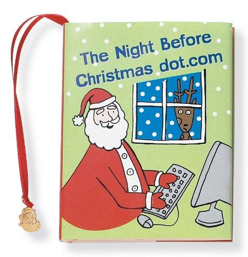 Download Night Before Christmas Dot.Com (Mini Book, Christmas, Holiday) pdf