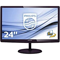 Philips 247E6LDAD 23.6 Full HD LCD/TFT Black,Cherry