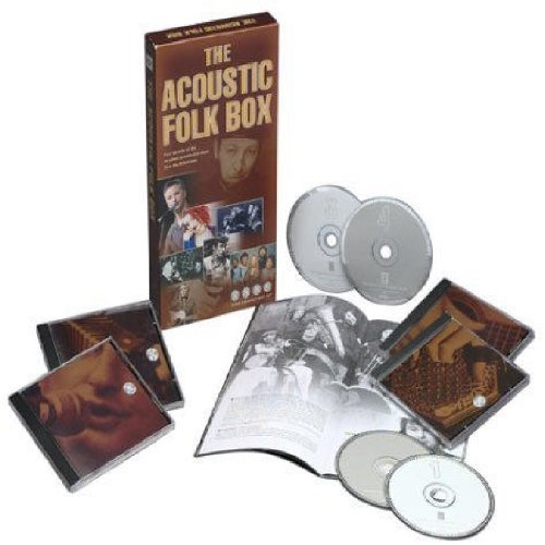 The Acoustic Folk Box by Topic Records