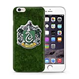 iPhone 5/5s Harry Potter Houses Silicone Phone Case / Gel Cover for Apple iPhone 5s 5 SE / Screen Protector & Cloth / iCHOOSE / Slytherin