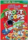 Kellogg's Fruit Loops Cereal 8.7 oz