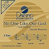 No One Like Our God [Accompaniment/Performance Track]