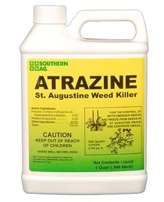 Southern Ag Atrazine St. Augustine Weed Killer, 32oz - 1 Quart