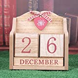 Gold Happy 1PC Decorative Furnishing Calendar