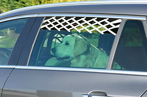 ZOLUX Rejilla de Seguridad Ventana Auto para Perro