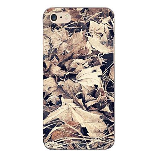 """Disagu SF-sdi-5312_1179#zub_cc7035 Design Schutzhülle für Apple iPhone 7 - Motiv """"Herbstlaub"""""""