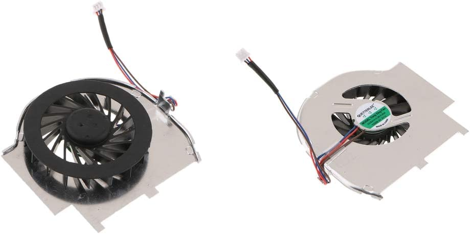 Baosity 2Pcs Laptop Replacement CPU Cooling Fan for IBM Lenovo Thinkpad T60 T60P 26R9434 41V9932 MCF212PAM05