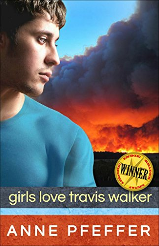 Book: Girls Love Travis Walker by Anne Pfeffer