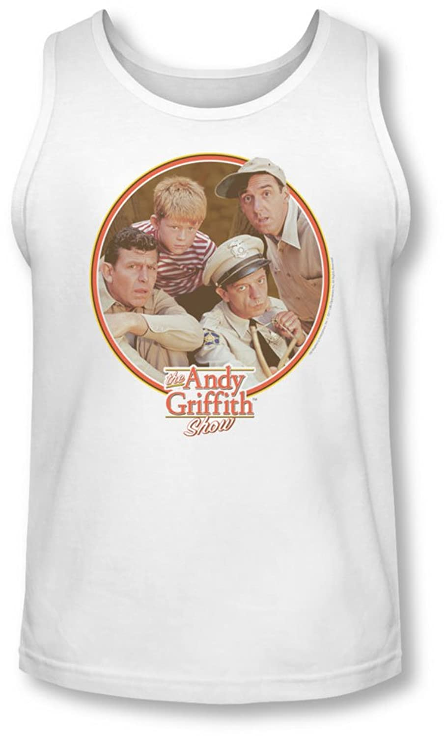 Andy Griffith - Mens Boys Club Tank-Top