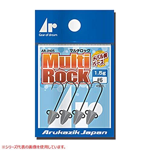 【ARUKAZIKJAPAN/アルカジックジャパン】Ar.ヘッドマルチロック 3.0g-#4 254199の商品画像