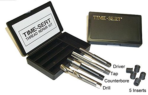 TIME-SERT M8x1.25 Repair kit with 11.7mm Insert & tapguide