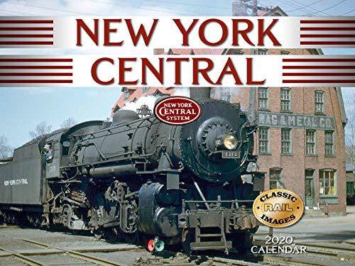 New York Central Railroad 2020 Calendar ()