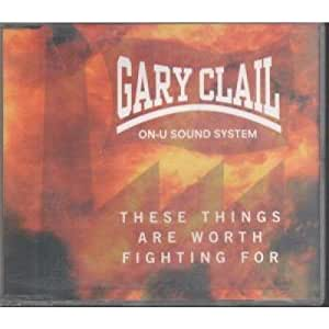 These things are worth fighting for [Single-CD]