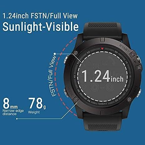 FJTYG Smartwatch Robusto 33 Meses De Tiempo En Espera Vigilancia A ...