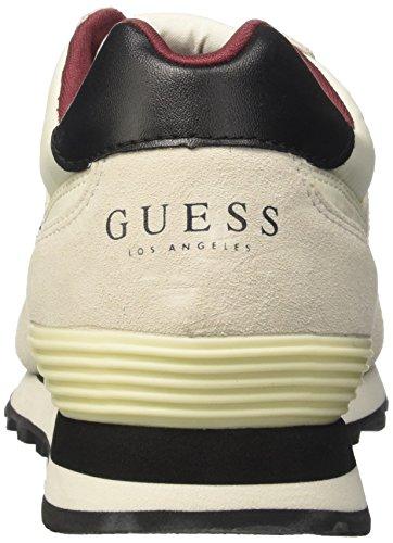 Man Active Sneaker Guess Uomo Bianco wgp0xPv