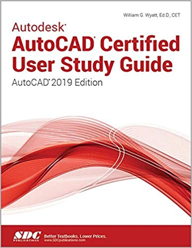 Amazon com: Autodesk AutoCAD Certified User Study Guide