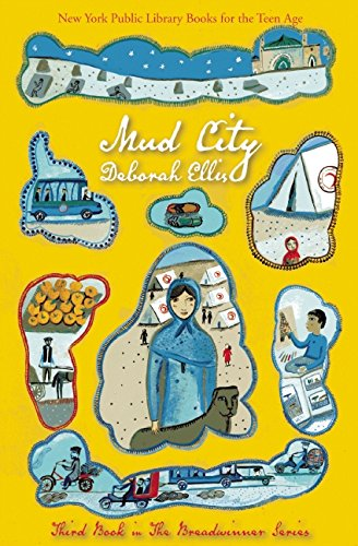 Mud City (Breadwinner) [Deborah Ellis] (Tapa Blanda)