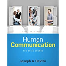 Books by joseph a devito human communication the basic course jan 09 2017 fandeluxe Image collections