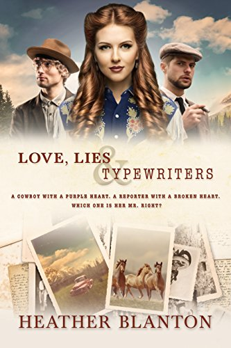 Love, Lies, & Typewriters cover