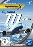 Flight Simulator X – PMDG 077-200LR/F (Add-On) - [PC]