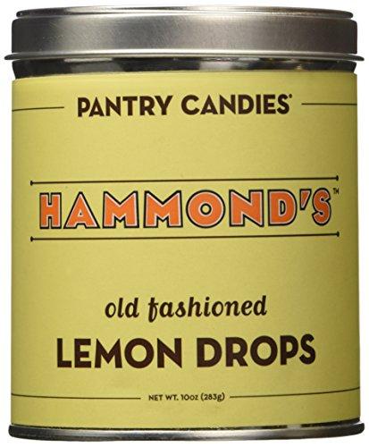 Hammond's Candies All Natural Lemon Drops