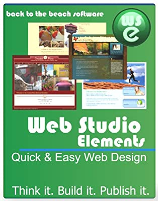 Web Studio Elements Quick & Easy Web Design [Download]