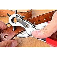 Revolving Leather Belt Hole Punch Plier