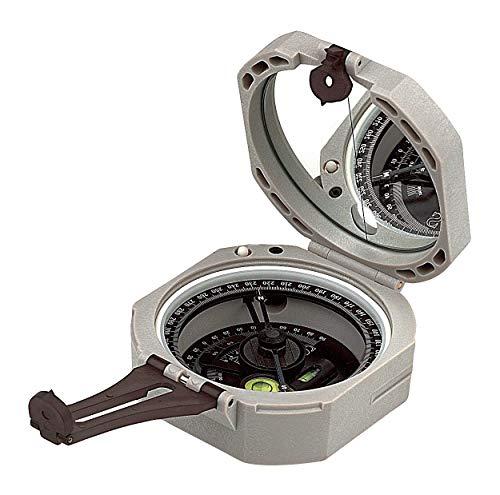 Brunton ComPro Pocket Transit International Compass with 0-360 Degree -